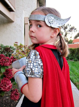 Tiny Princess Thor!