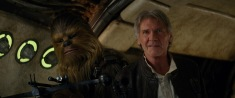 Chewbacca and Han
