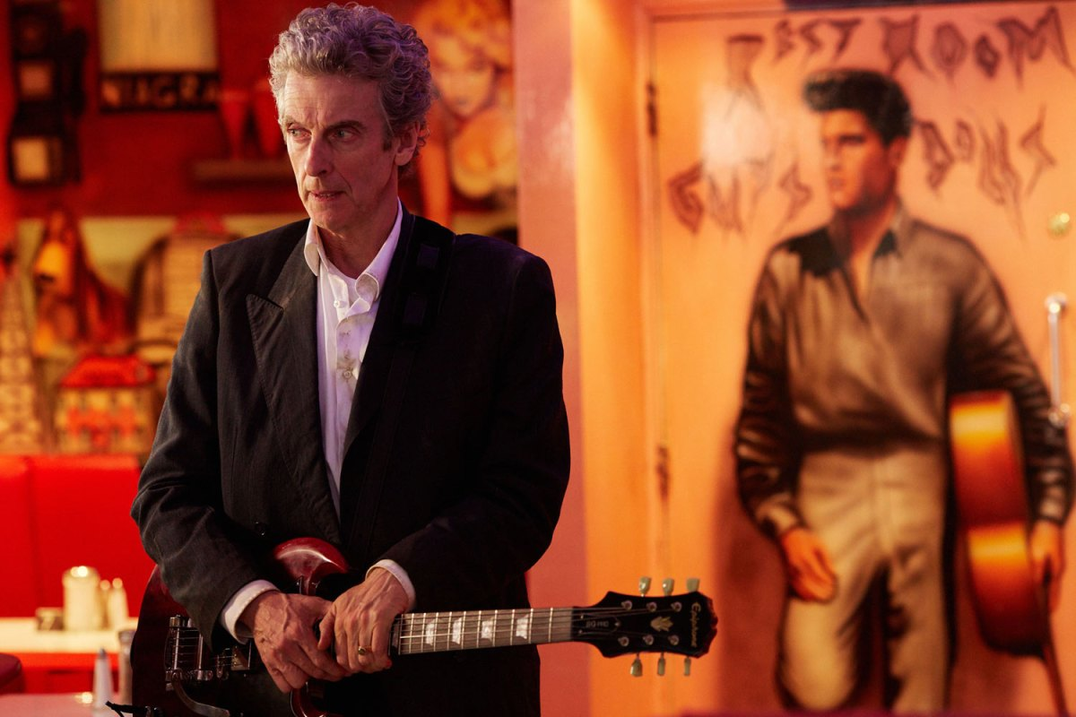 Briefly: Doctor Who, 'Hell Bent'